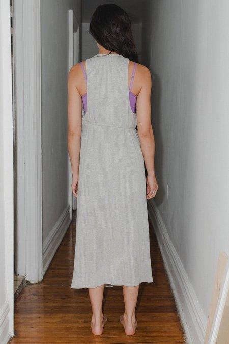 Baserange Cleat Dress - Grey Melange