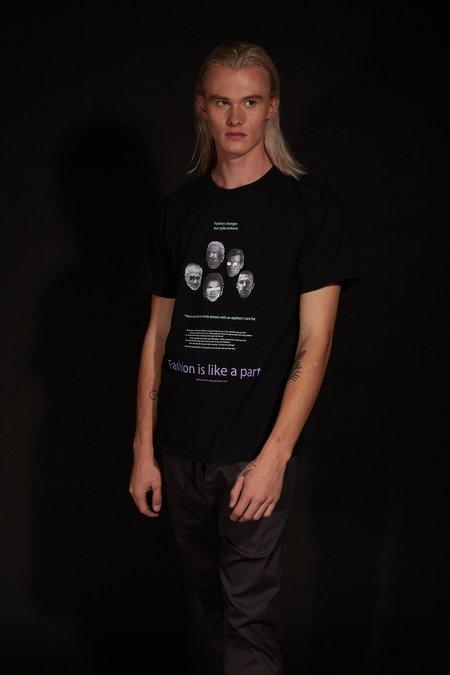 The Celect Dead Head T-Shirt - Black