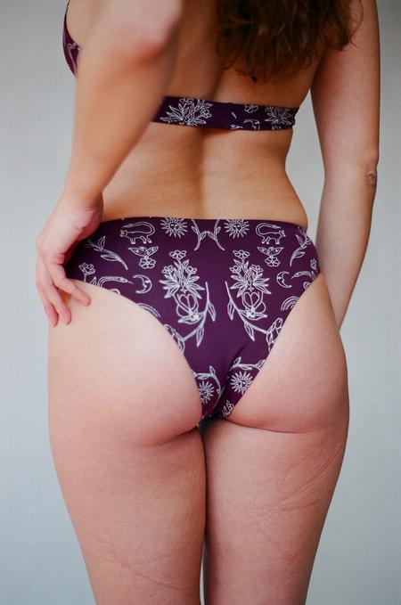 Aniela Parys Pepper Bikini Bottoms - Ritual