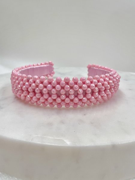 HANDS BAG Headband - Pink