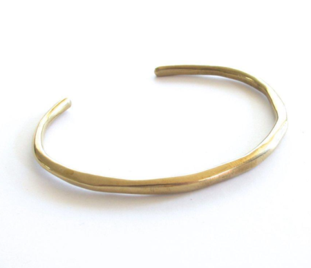 Marisa Mason Madrid Bracelet - Brass