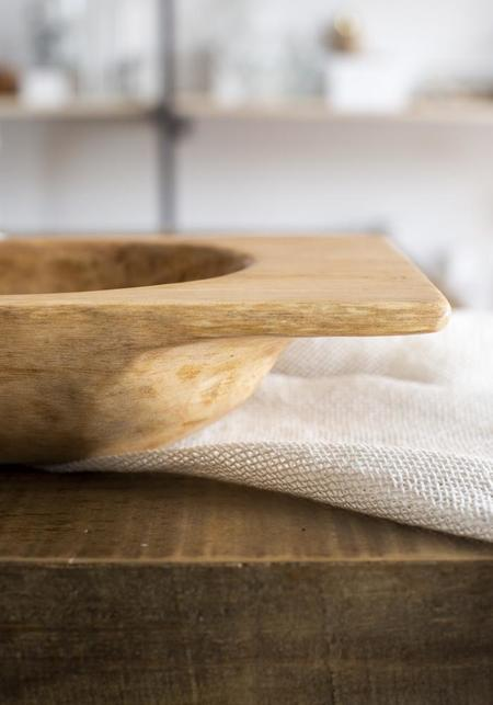 Sobremesa Small Wood Trencher