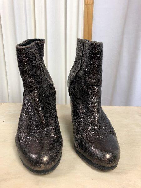 [Pre-loved] Rag & Bone Boots - Copper/Black