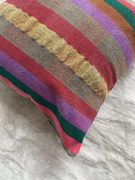 Cuttalossa & Co. Stripe Pillow 16 x 16 - Multi