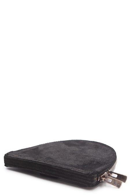 Guidi S06 Metal Handle Leather Bag - Black