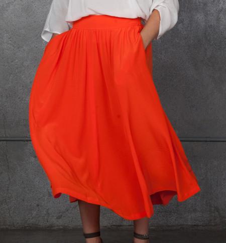 Apiece Apart Valencia Skirt