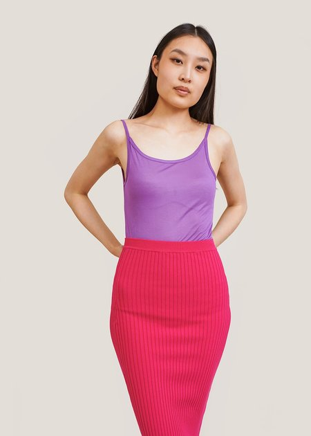 Baserange Chay Tank Top - purple