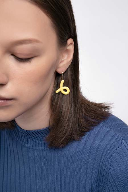 MATTER MATTERS Idea Earrings
