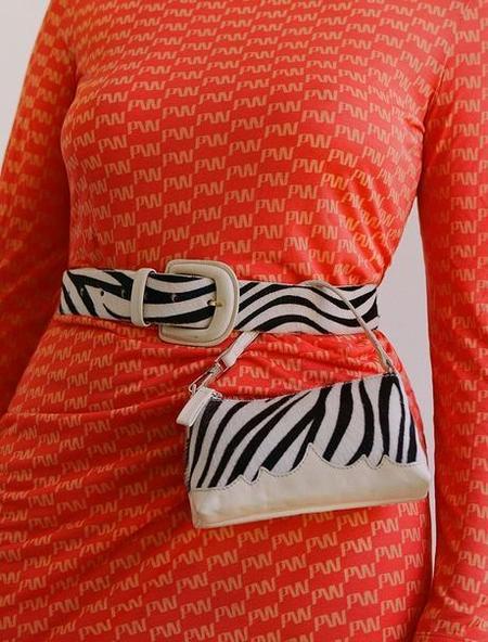 Paloma Wool MILO bag - Off White