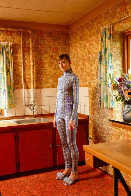 Henrik Vibskov Pollen Top - Waiting In The Green Window