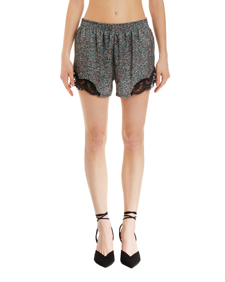 Paco Rabanne Lace Shorts