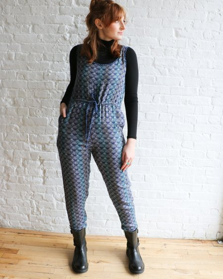 [Pre-loved] Ace & Jig Embroidered Jumpsuit