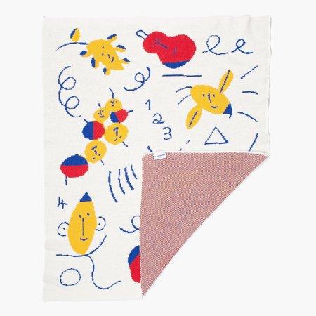 Kids Slowdown Studio 123 Mini Blanket