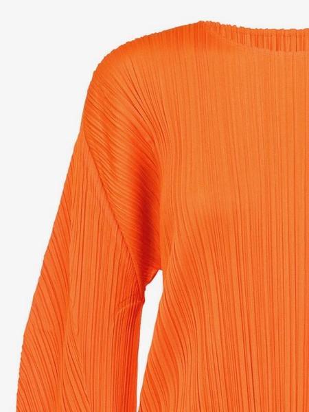 Pleats Please by Issey Miyake January Top - Orange