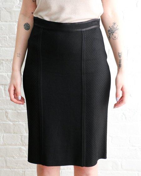[Pre-loved] St. John Knit Pencil Skirt