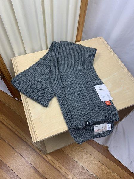 Unisex Known Supply Porter Scarf - Grey