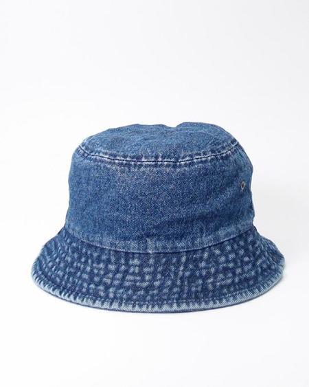 Persons Denim Bucket Hat - Vintage Wash