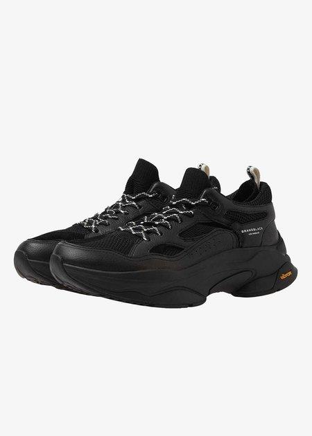 Brandblack Saga Sneaker - Black