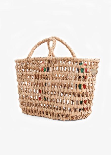 Clare V. Woven Bag