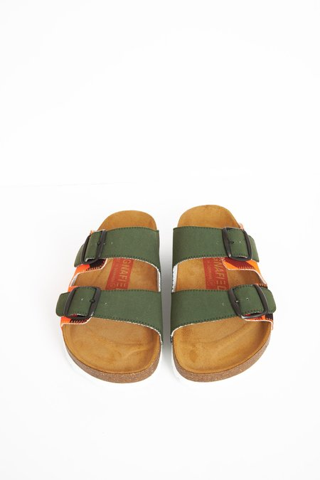 MAGNAFIED Thora Cork Sandals