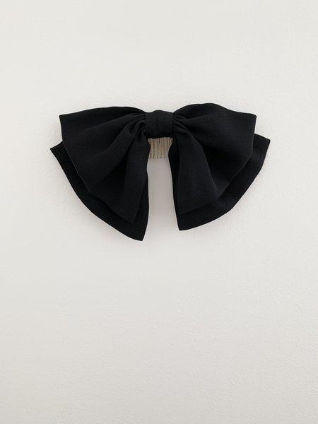 Kamperett Small Silk Georgette Bow