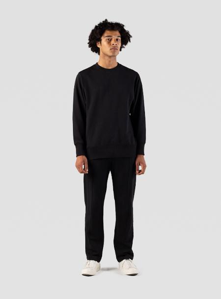 I AND ME Organic Brushed Sweatshirt - black