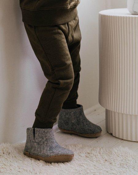 Kids  Glerups Wool Boots
