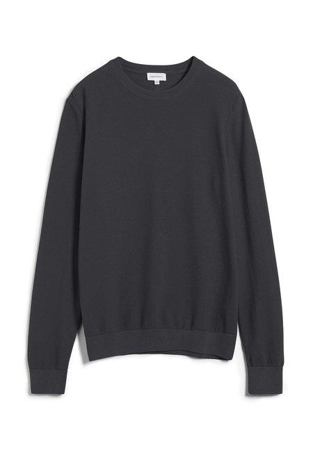 Armedangels GRAANO made of Organic Cotton Sweater - acid black