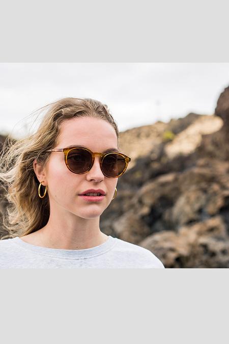 Pala Eyewear Darya Sunglasses - Honey