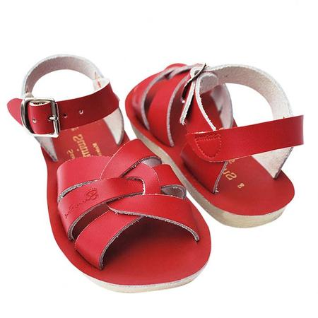 Kids Salt Water Swimmer Sandals - Red
