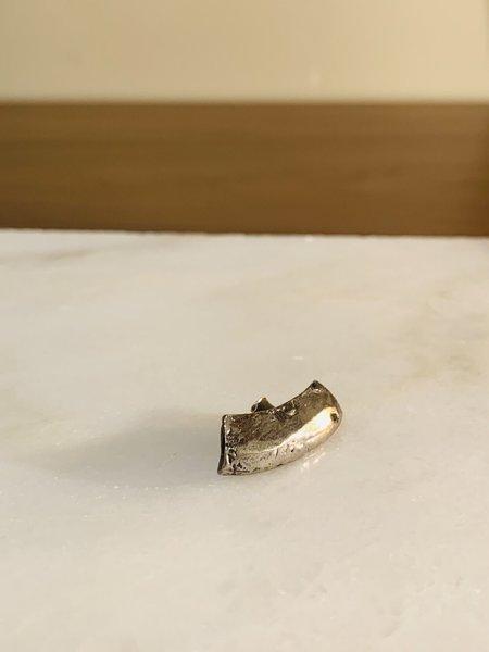 LLY Atelier Arch Cuff Earring - Silver