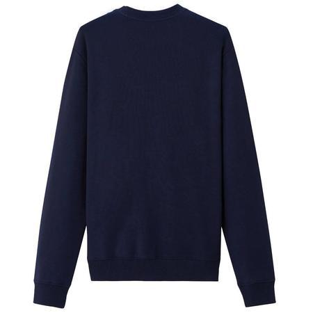 A.P.C. Item Sweatshirt - Dark Navy Blue