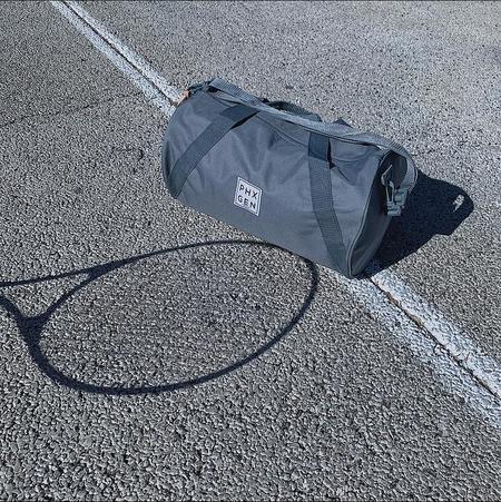 Phoenix General PHXGEN Duffle Bag - Grey