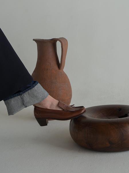 Martiniano High Duccio Loafer - Brown