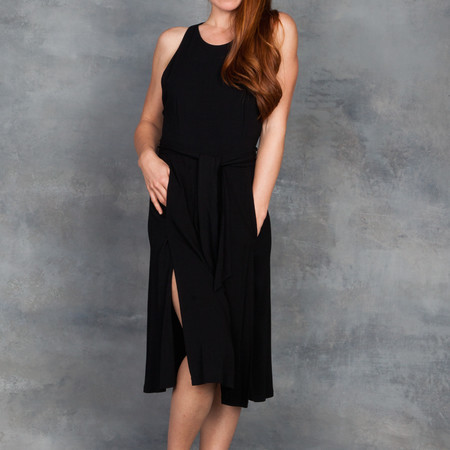 Raquel Allegra T Back Dress
