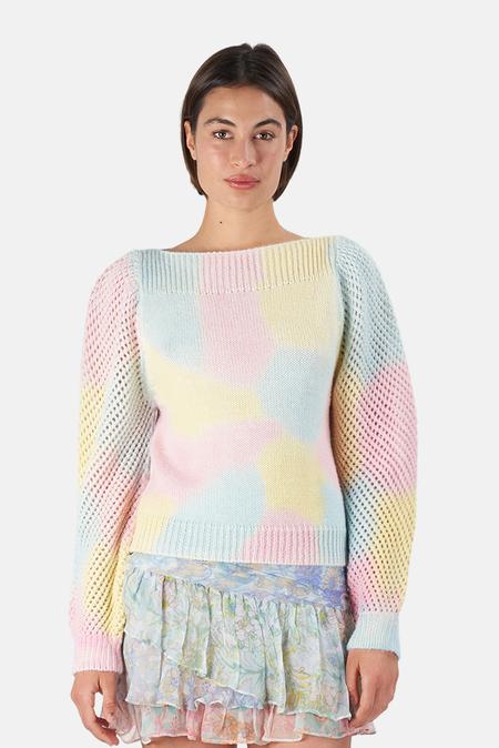 LoveShackFancy Rosie Pullover Sweater
