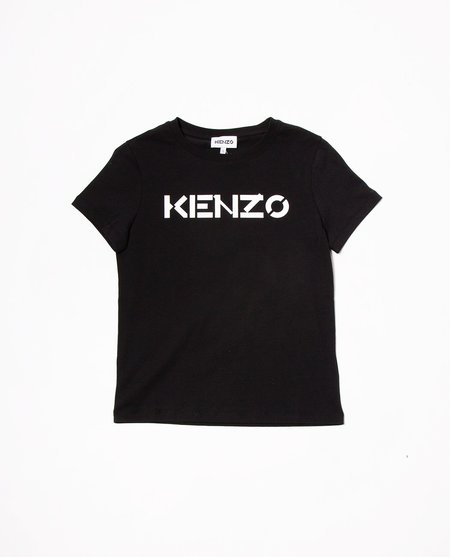 Kenzo Logo Tee - black
