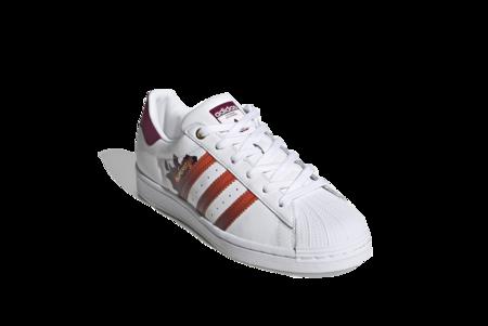 adidas Superstar Women FW2527 sneakers - White/Power Berry