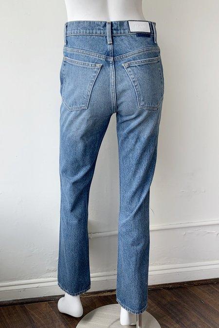 RE/DONE 70's Straight Leg Jeans - Indigo Stone