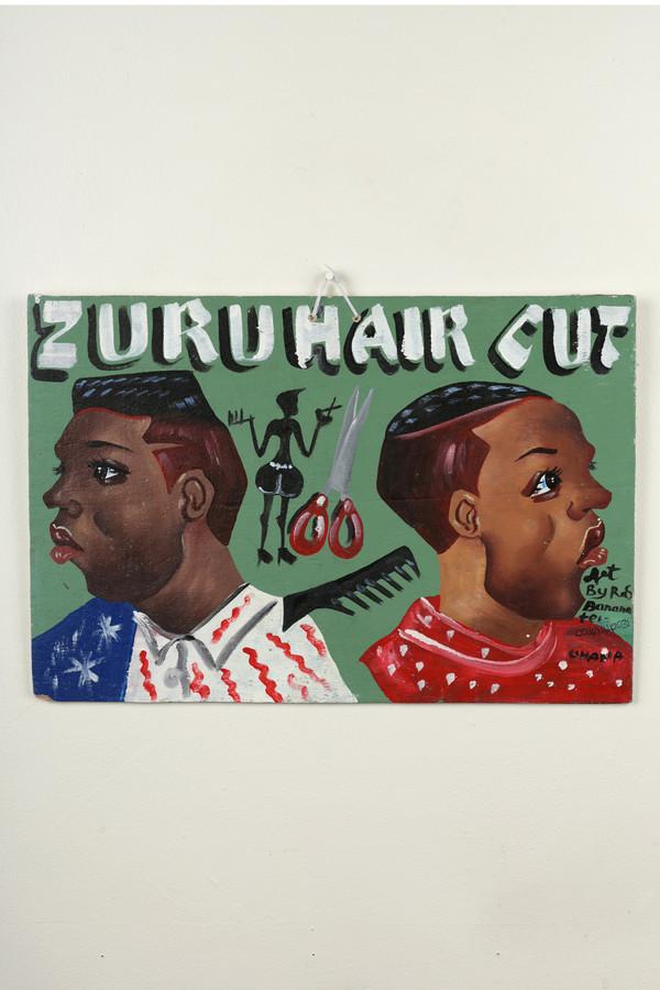Osei-Duro Barbering sign #8