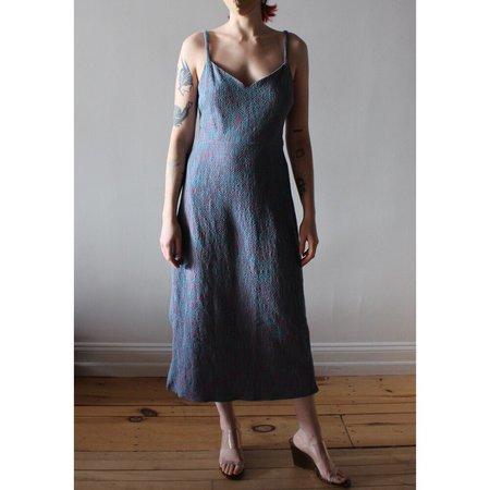 Rachel Comey Agitator Dress - Fuchsia