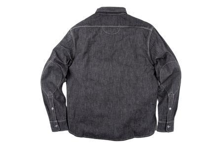 Freenote Cloth Lambert Shirt - Salt & Pepper