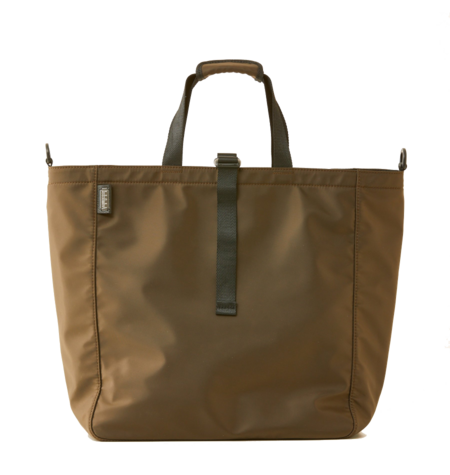 Large Harrison Tote NYLON SPORT, Brown