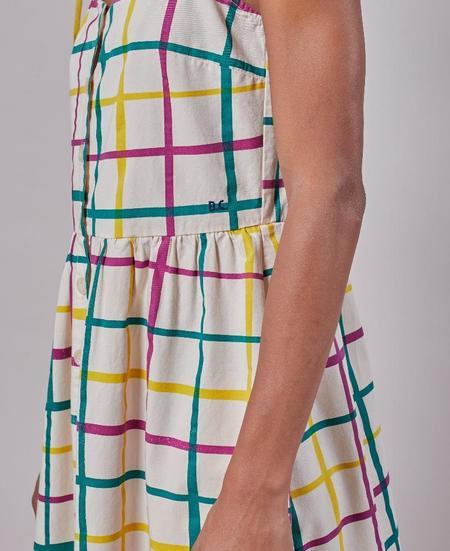Bobo Choses Multi Colored Strap Dress