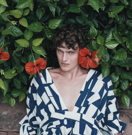 Unisex Bobo Choses Shadows Kimono