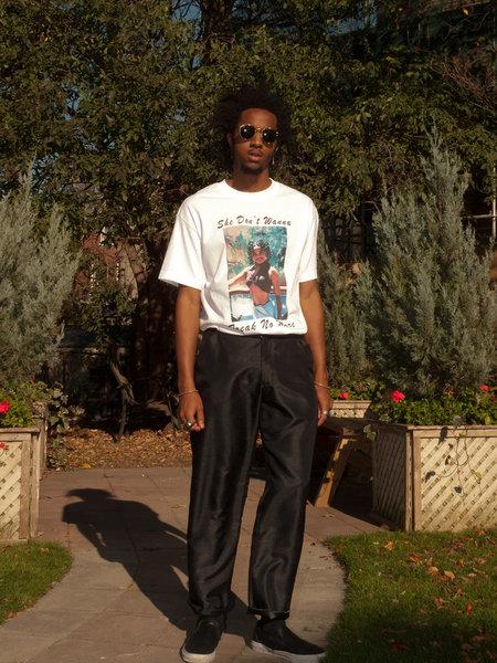 Bodega Thirteen New James Pant - Onyx