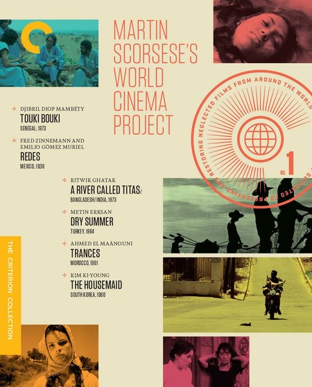 "Criterion ""Martin Scorsese's World Cinema Project"" Films"