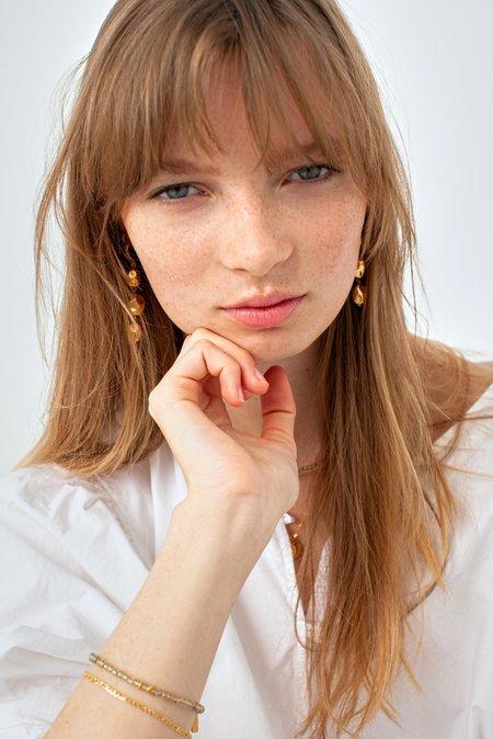 BRIE LEON Bonita Bead Bracelet - Celestial