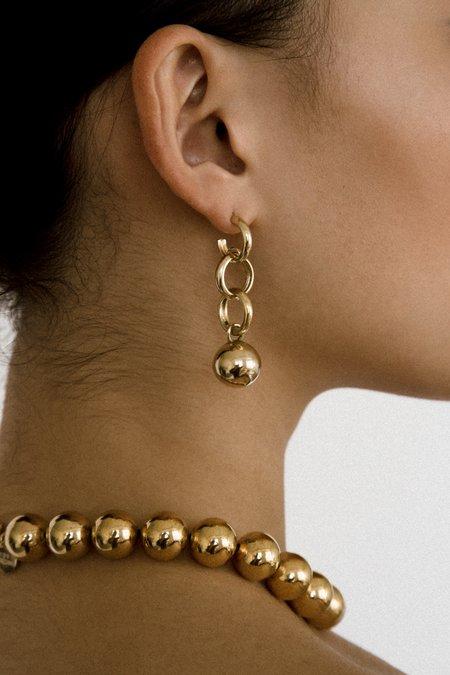 Young Frankk Dakari Drop Earrings