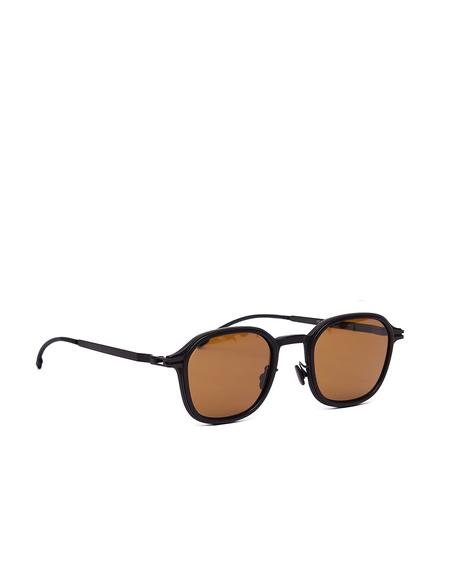 Mykita Mylon Fir Sunglasses - Pitch Black